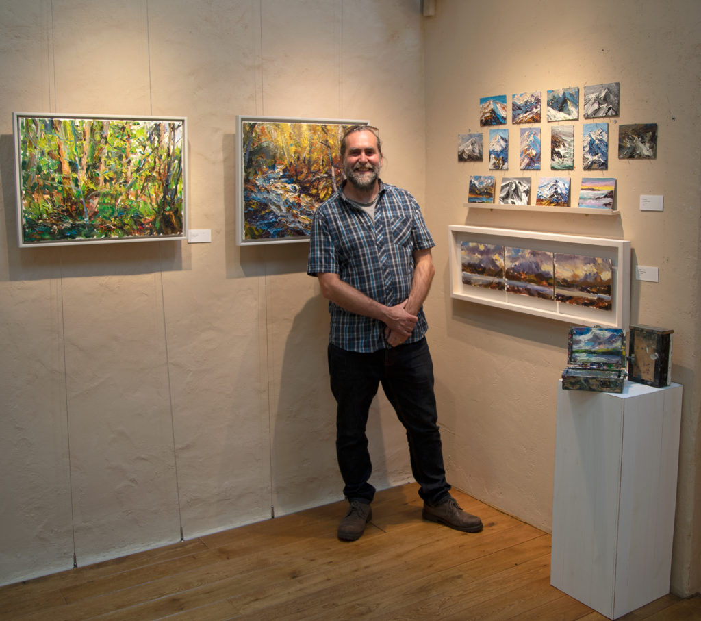Lochaber landscapes uniquely captured in exhibition
