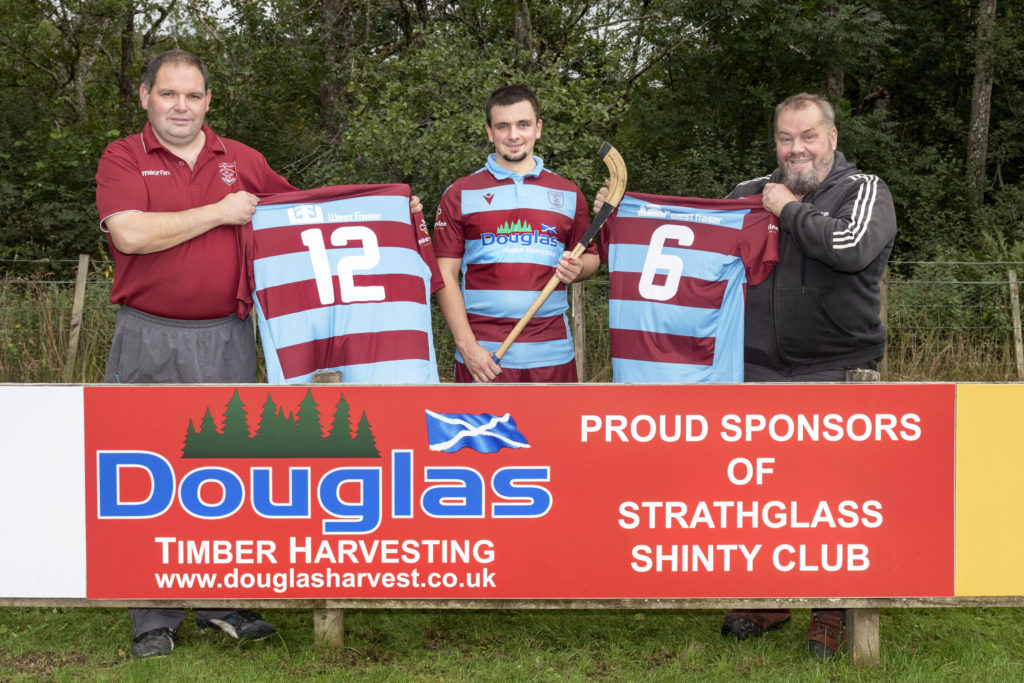 New sponsorship deal for historic club