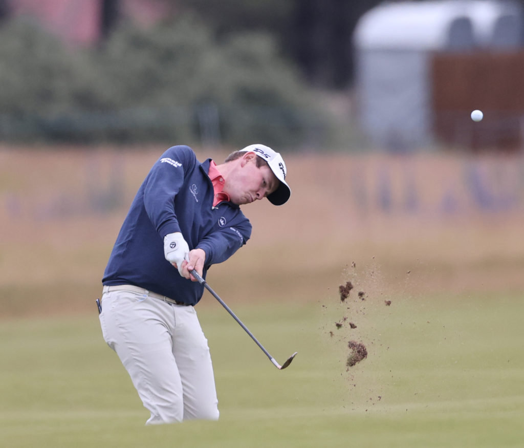 Bob's Ryder Cup dream is over – for now