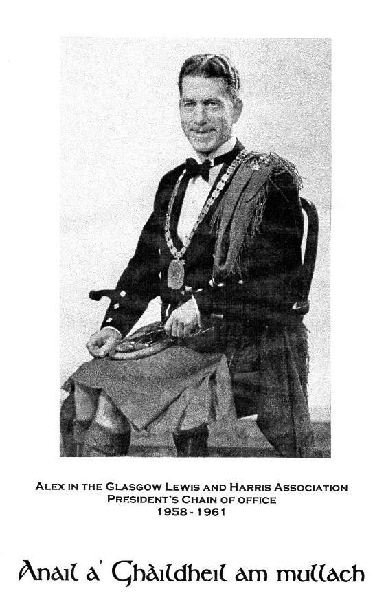 Live piping recitals resume with celebration of Kinloch composer