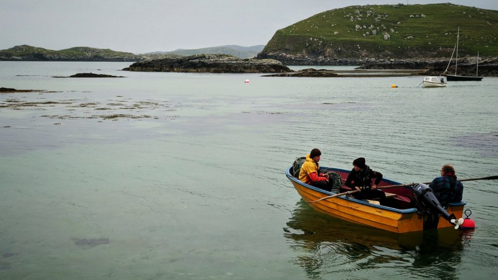 Inbetweeners producer to shoot new film Silent Roar in Outer Hebrides