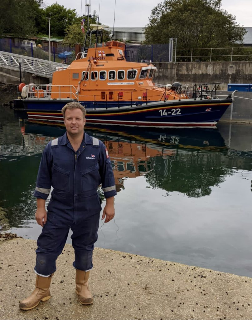 Busy 24 hours for Oban lifeboat