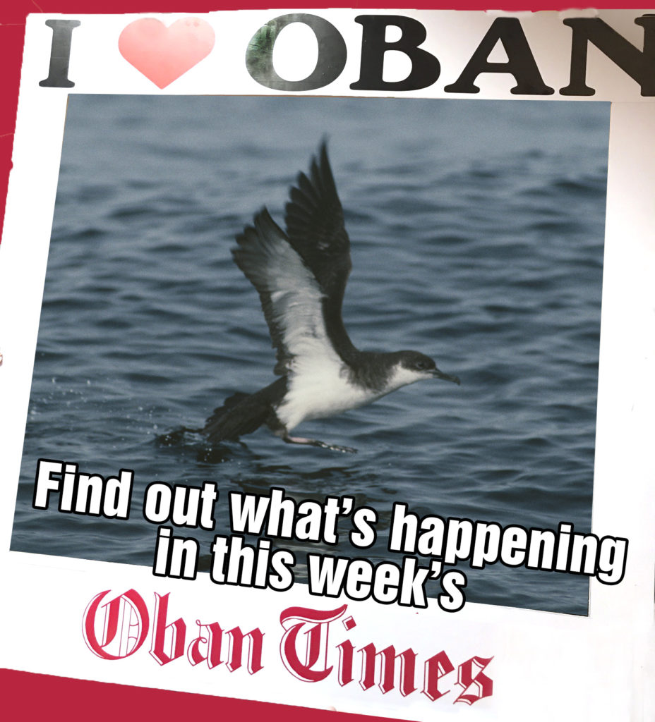 What's In This Week's Oban Times 22nd September 2021