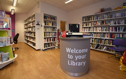 Extended browsing at Argyll libraries