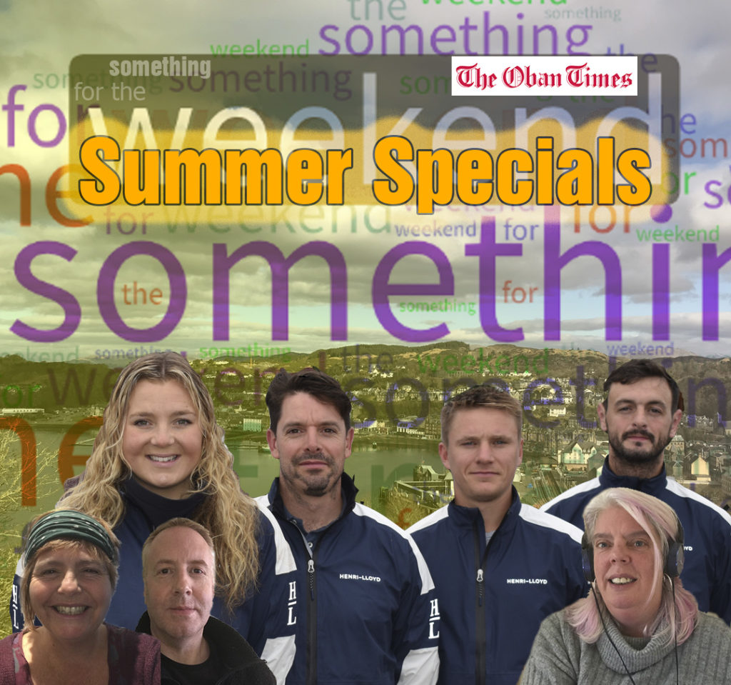 A Something For the Weekend Podcast 10th September 2021