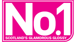no. 1 magazine (logo)