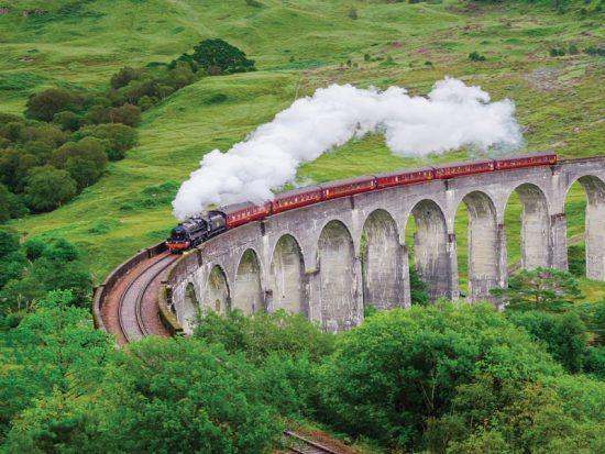 Classic Scottish Steam Break