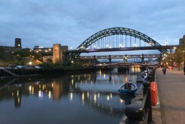 Newctke's iconic bridge