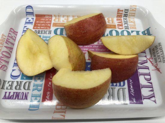 Alan's apple