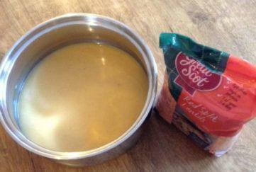 secret lentil soup