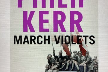 March Violets by Philip Kerr