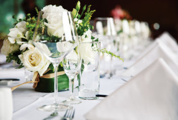 wedding breakfast