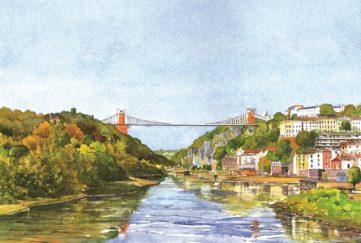 Bristol november 17 cover