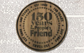 """""""The People's Friend"""" 150th anniversary"""