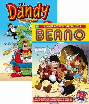 """""""Beano"""" And """"Dandy"""" Summer Special"""
