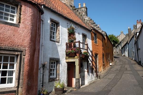 Tanhouse Brae, Culross.