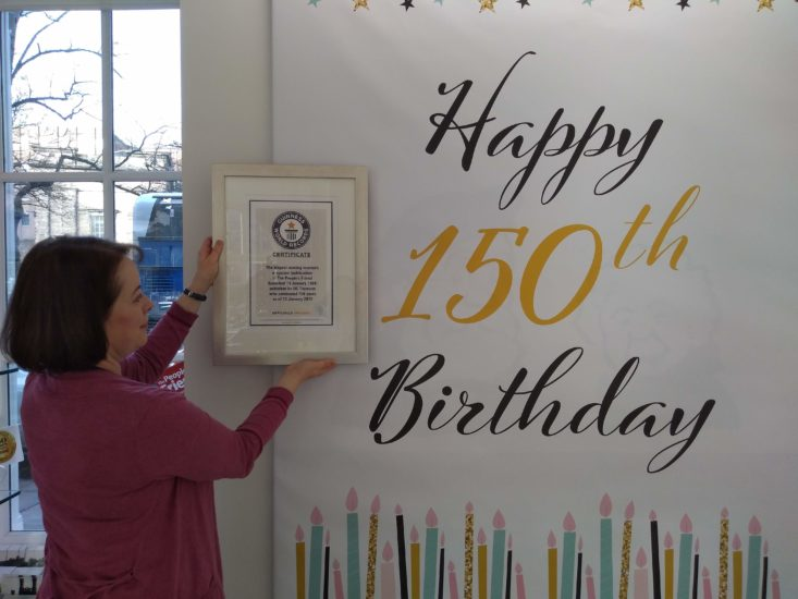 150 years old