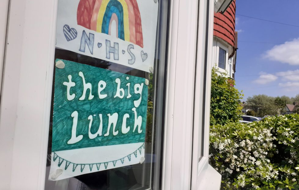 the big lunch