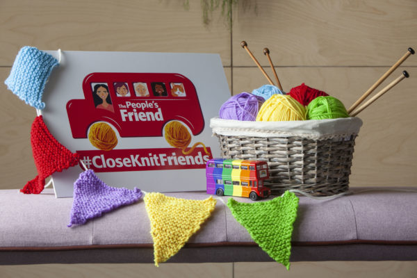 close-knit friends