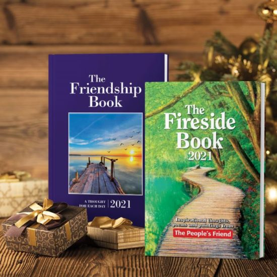 The People's Friend Annual Collection Christmas 2021