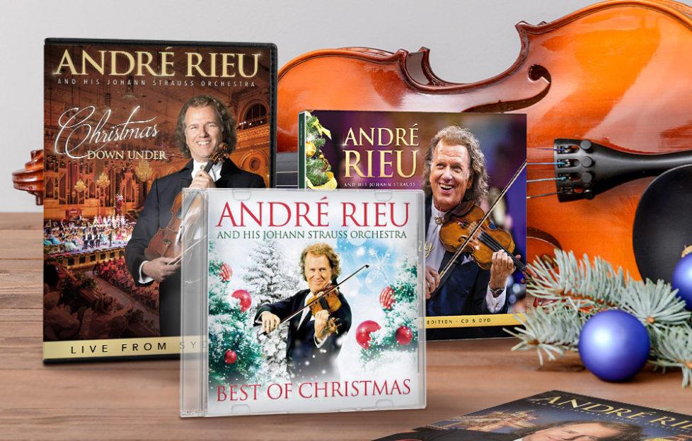 Andre Rieu Christmas Albums