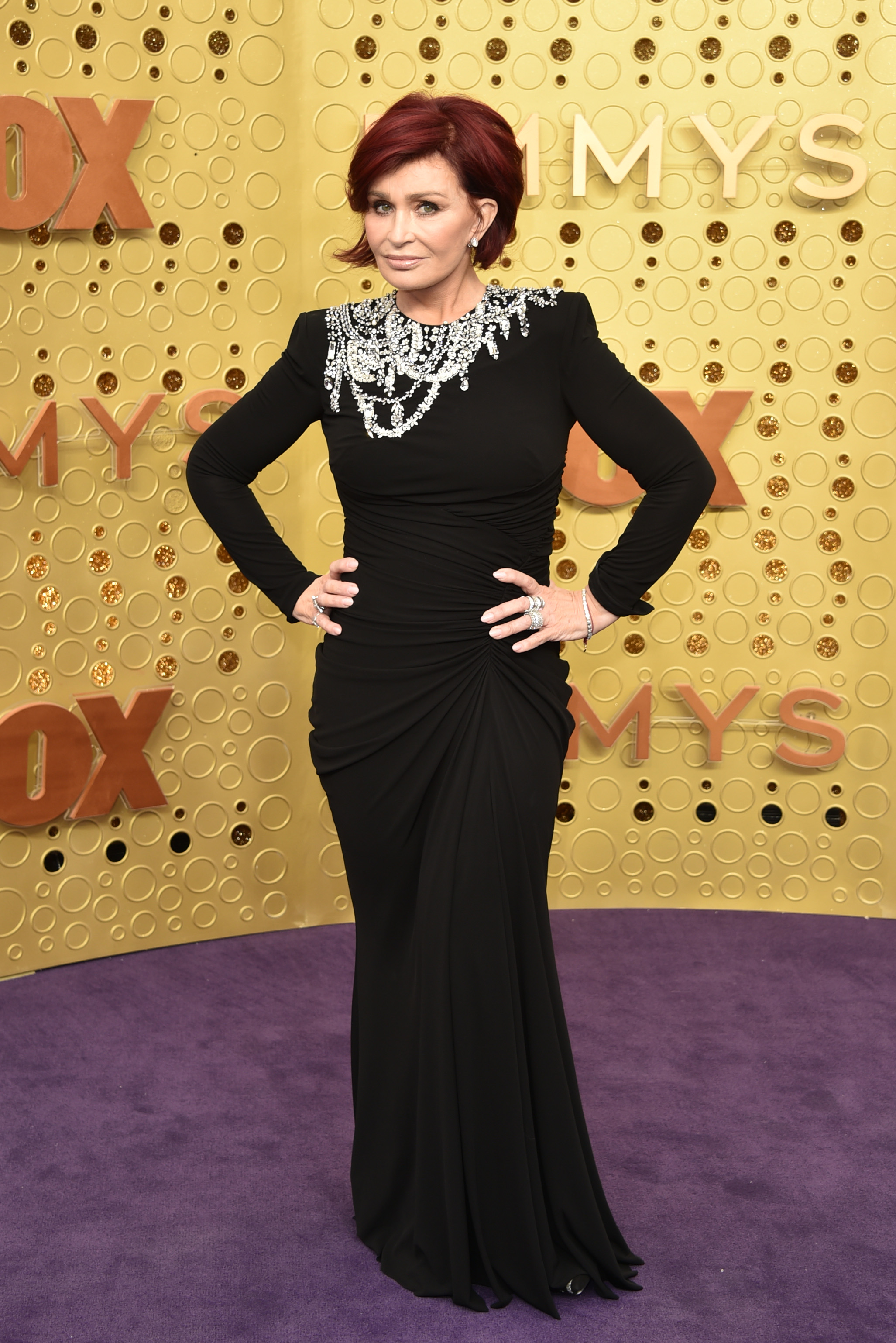 Sharon Osbourne, 71st Emmy Awards 2019