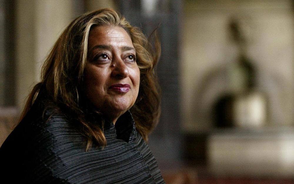 Zaha Hadid was named a dame as a Baby Boomer