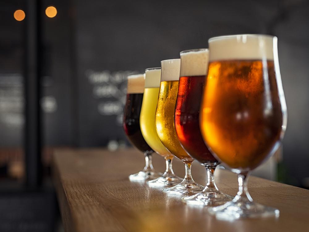 UK breweries are legendary UK boozy break locations