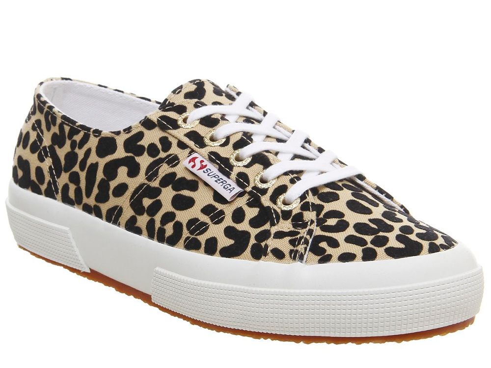 Stylish shoes can be quirky too. Give leopard print a try