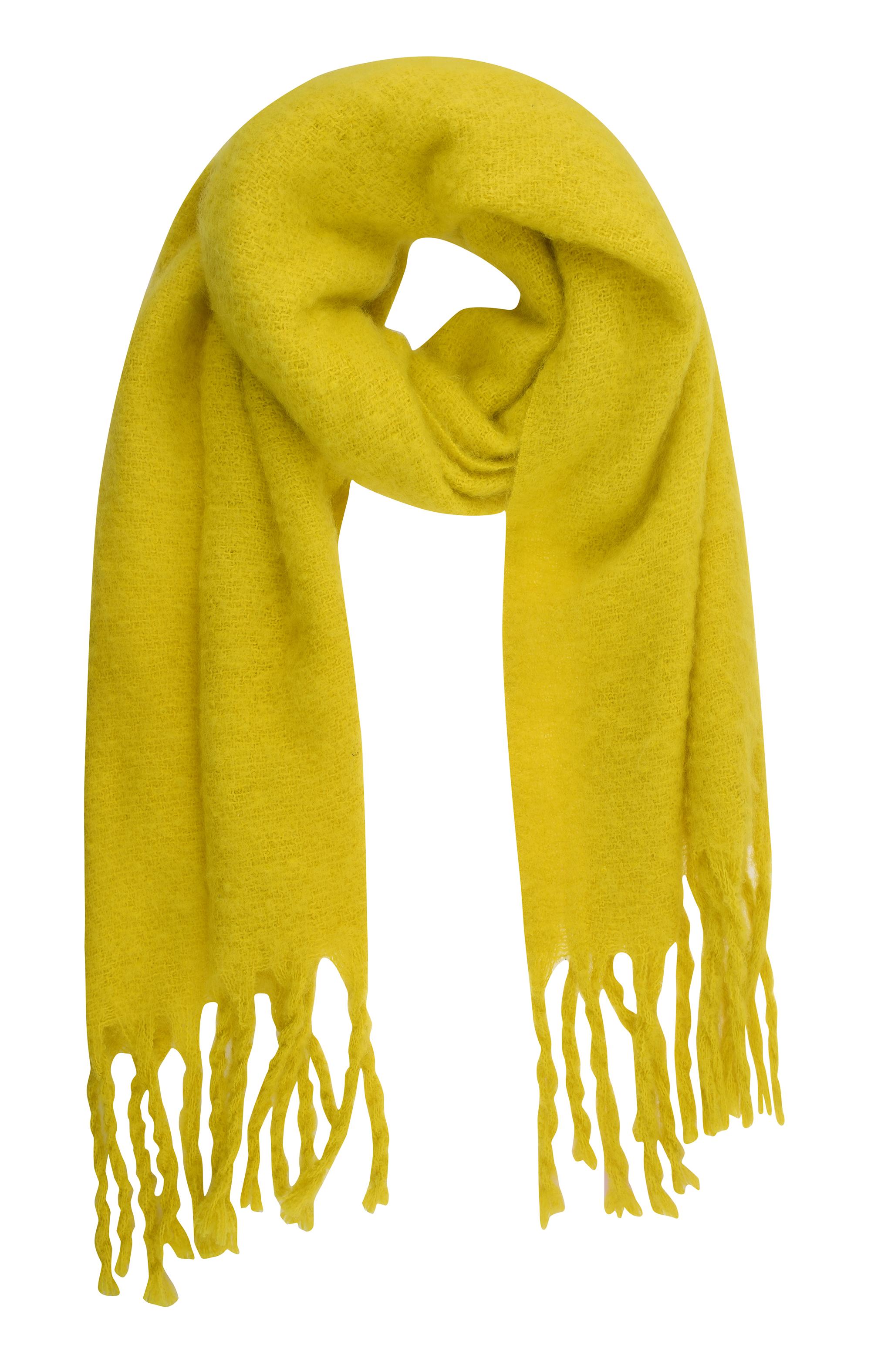Tassel scarf, £12, Matalan