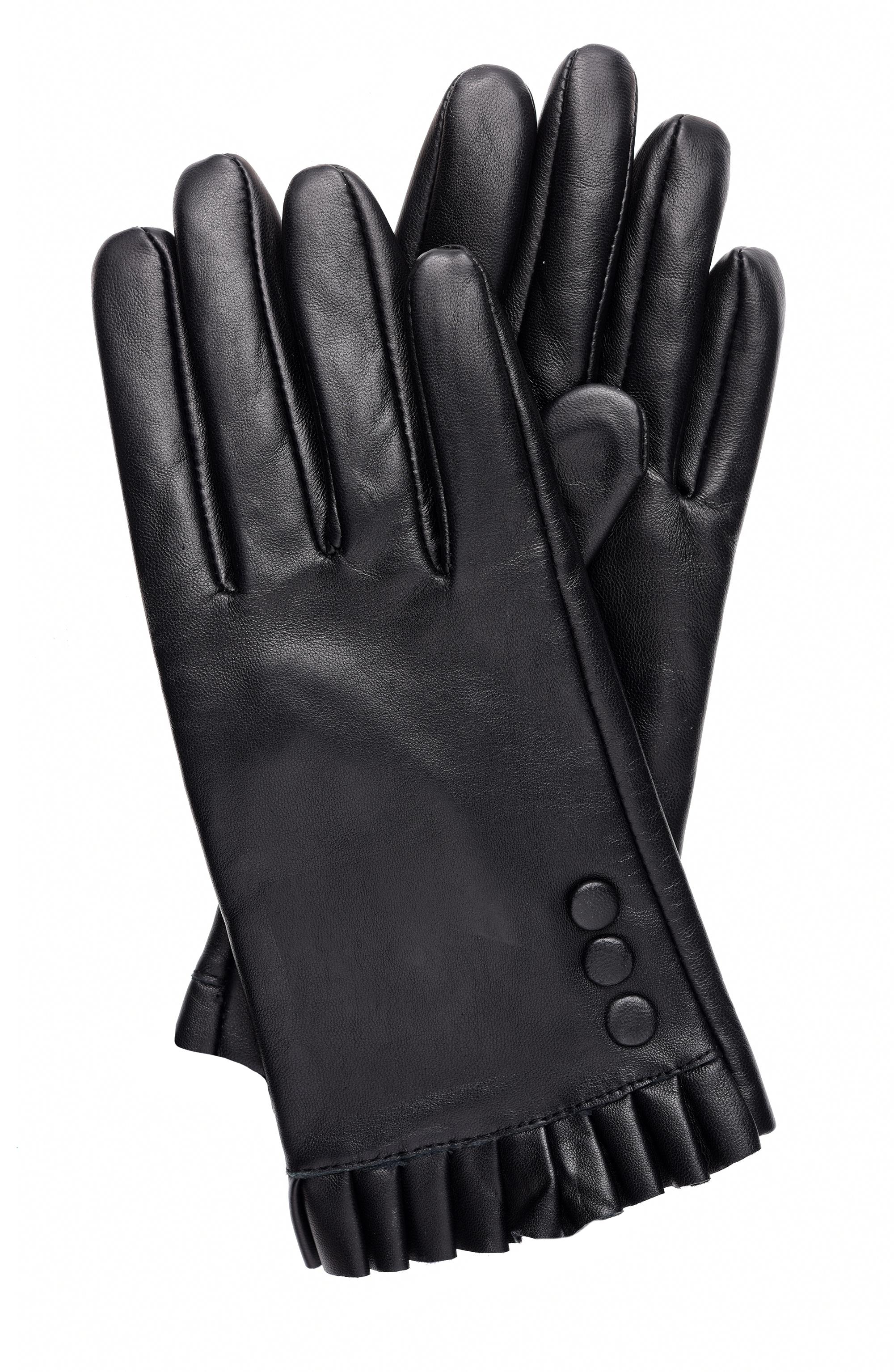 Black gloves, £15, Dorothy Perkins