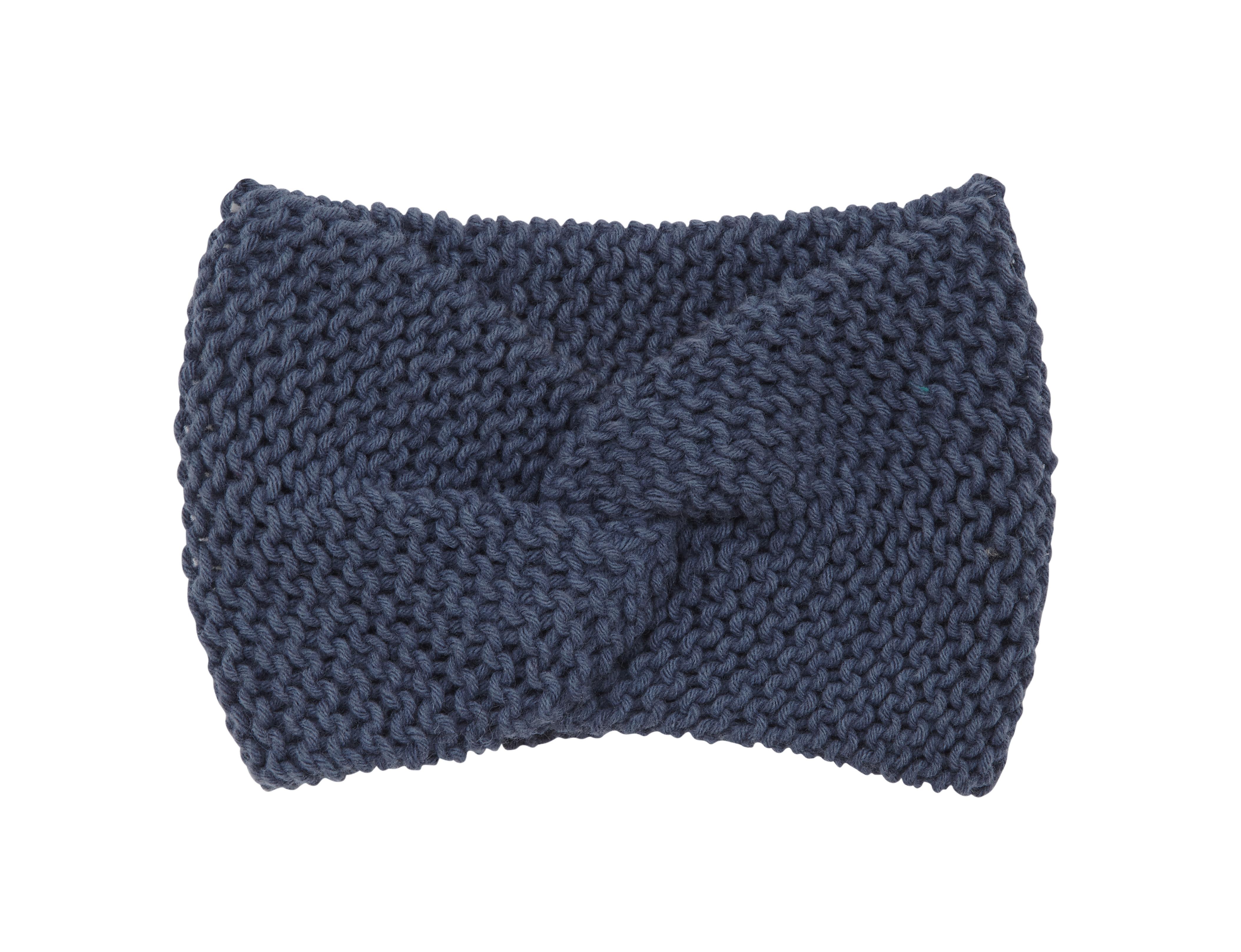 Wool head band, £6.99, TK maxx