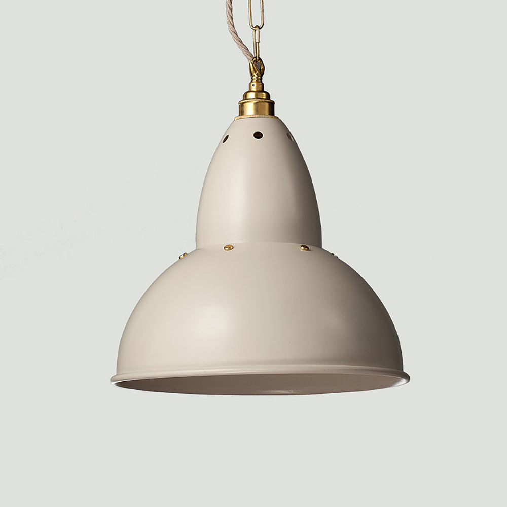 Moom Artemis hand-crafted pendant light, £190, Hemming & Wills