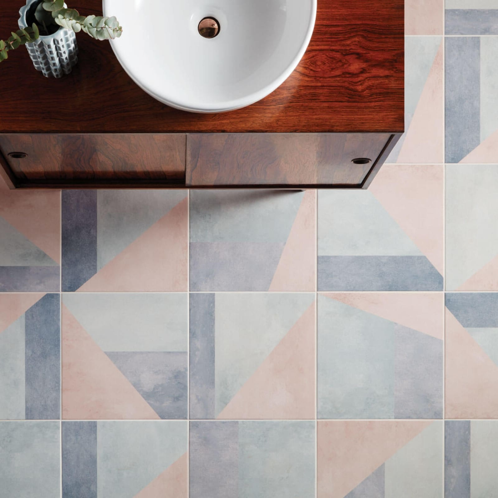 Ted Baker pastel tile collection, £44.99, Luxury Tiles UK