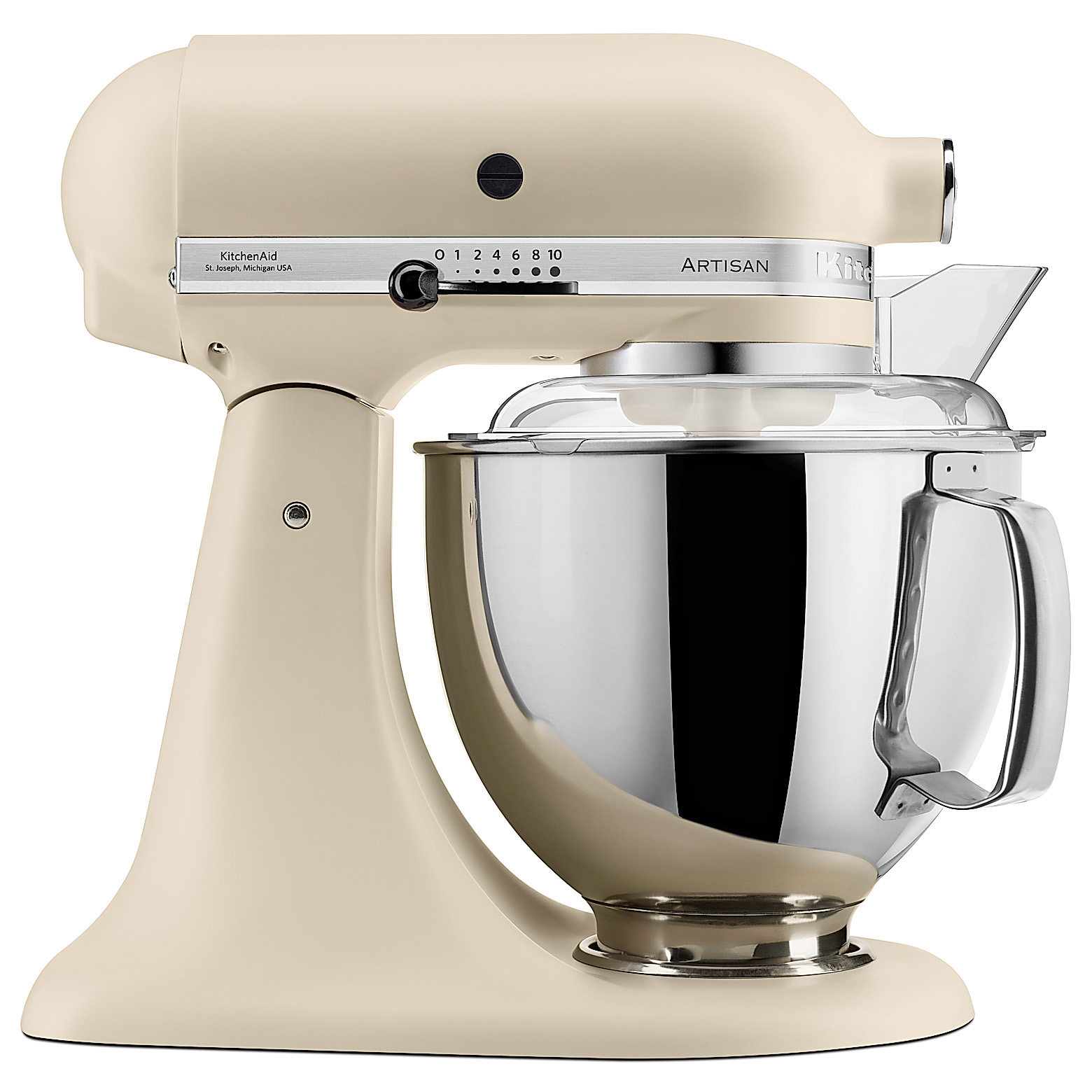 Artisan tilt head stand mixer, KitchenAid, £419