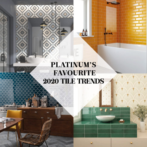 tile trends for 2020 - our favourite bold and beautiful