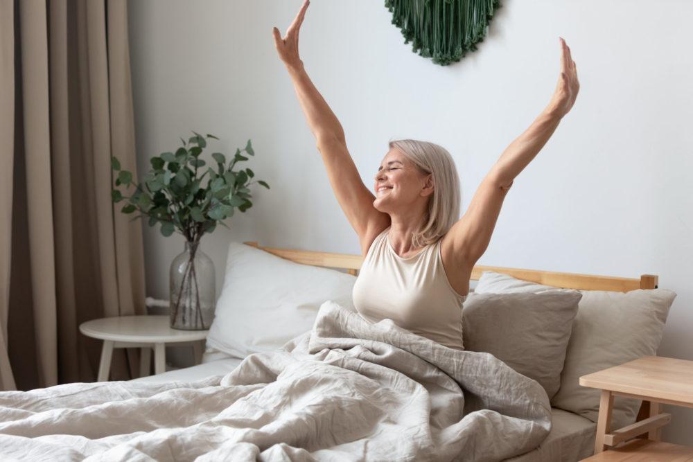 Sleep well with organicall made cotton bedding