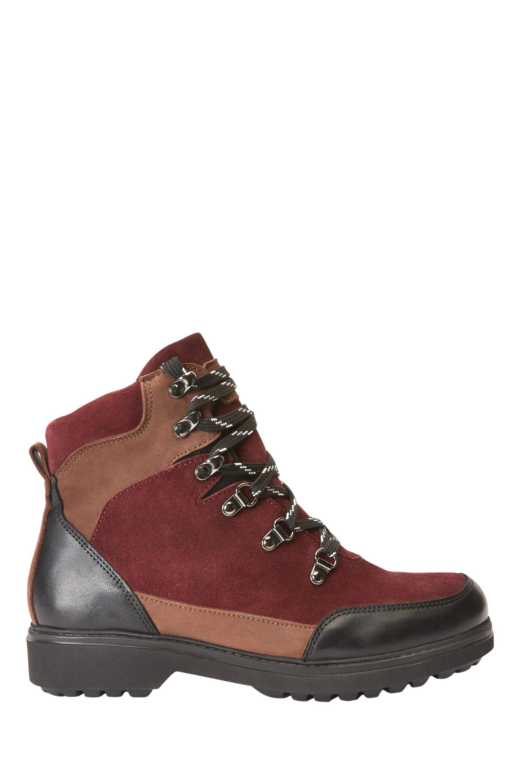 Walking boots, £100, Next