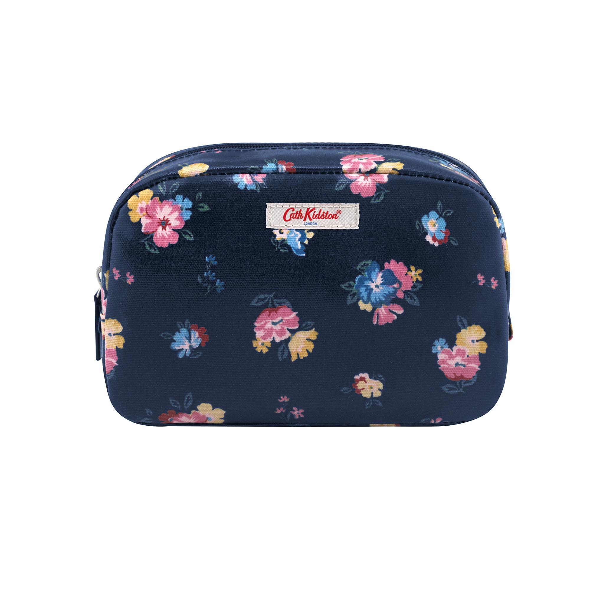 Cosmetic bag, £14, Cath Kidston