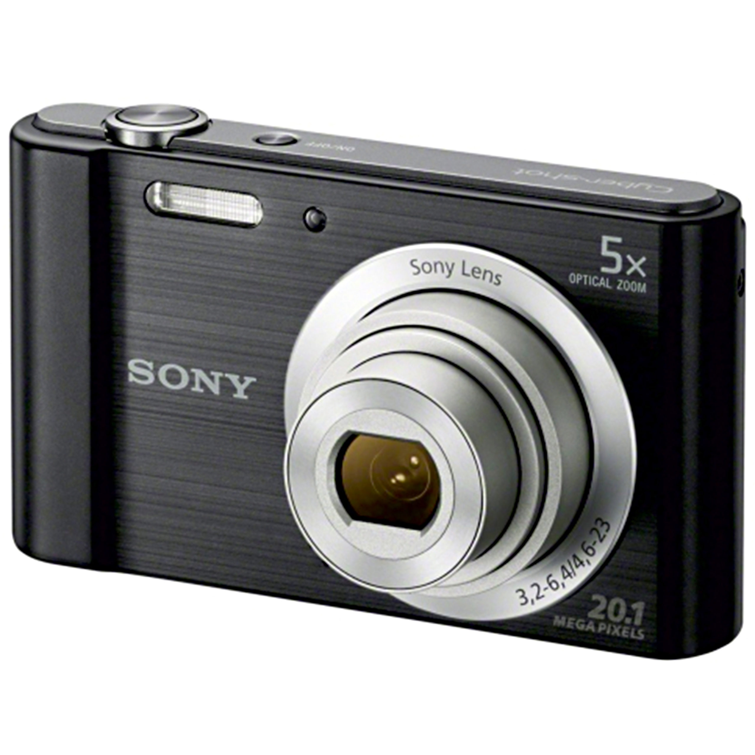 Digital camera, £99, SONY