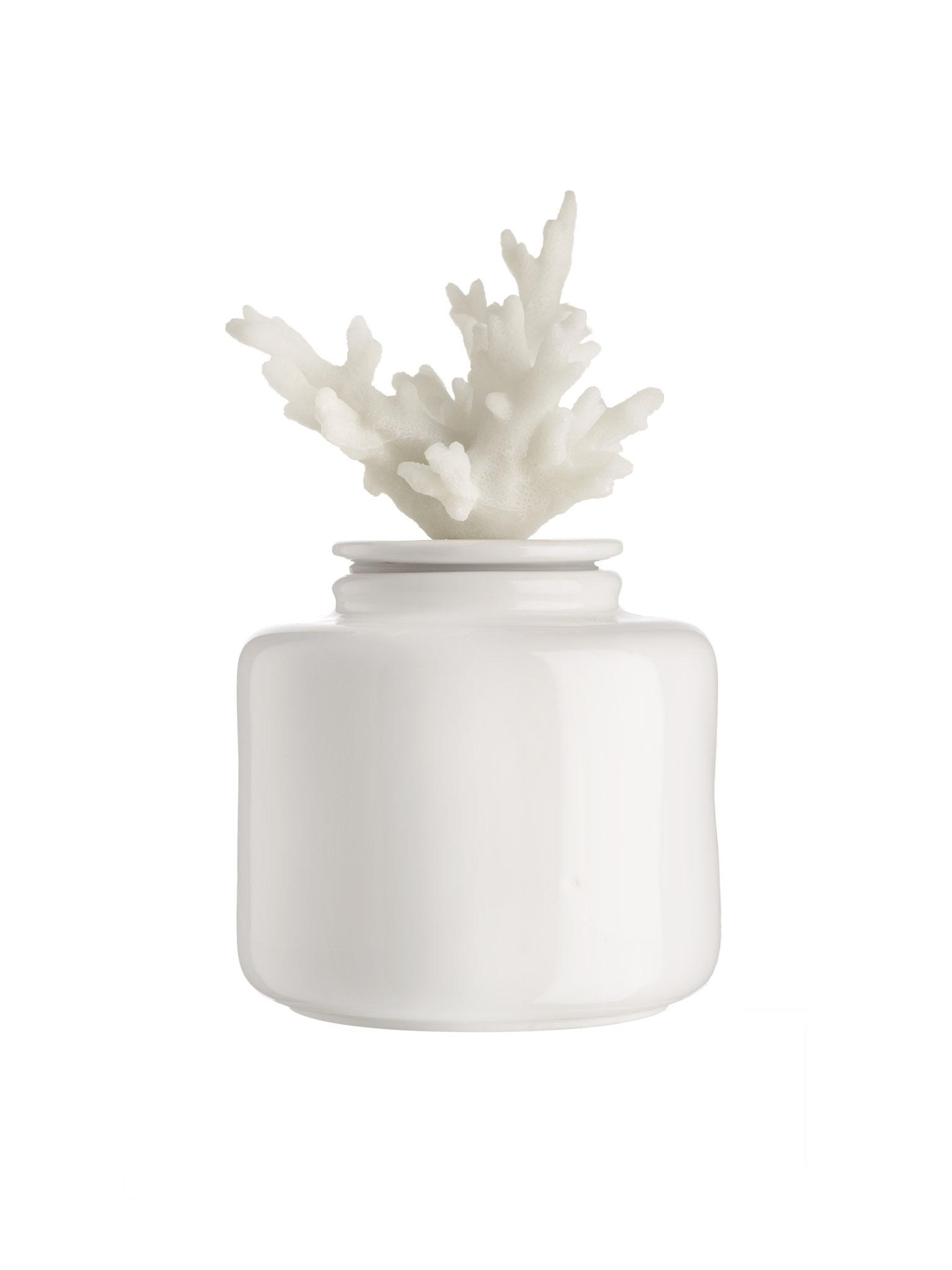 Ceramic jar, £50, Hudson Home