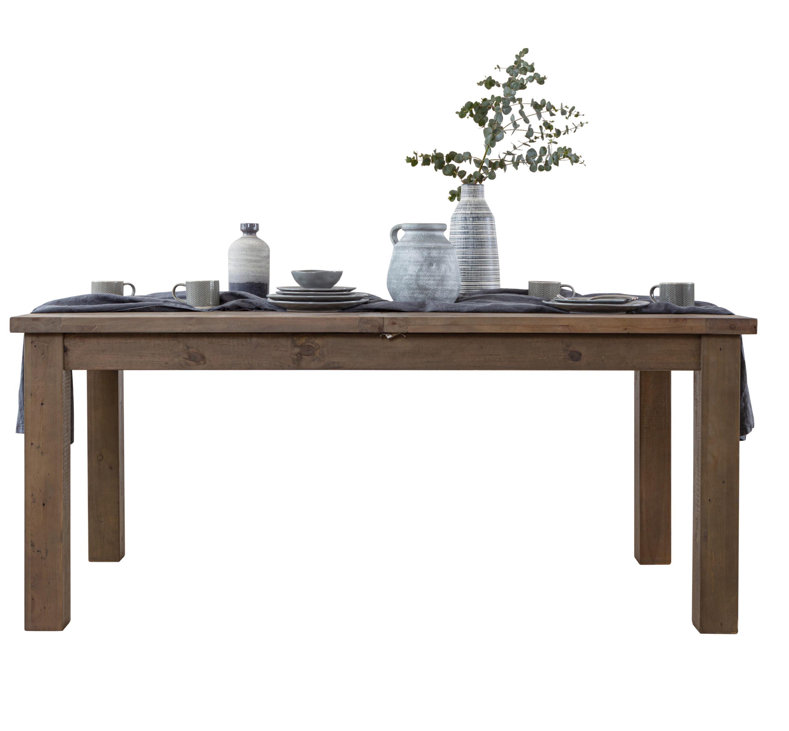 Dining table, £449, Modish Living