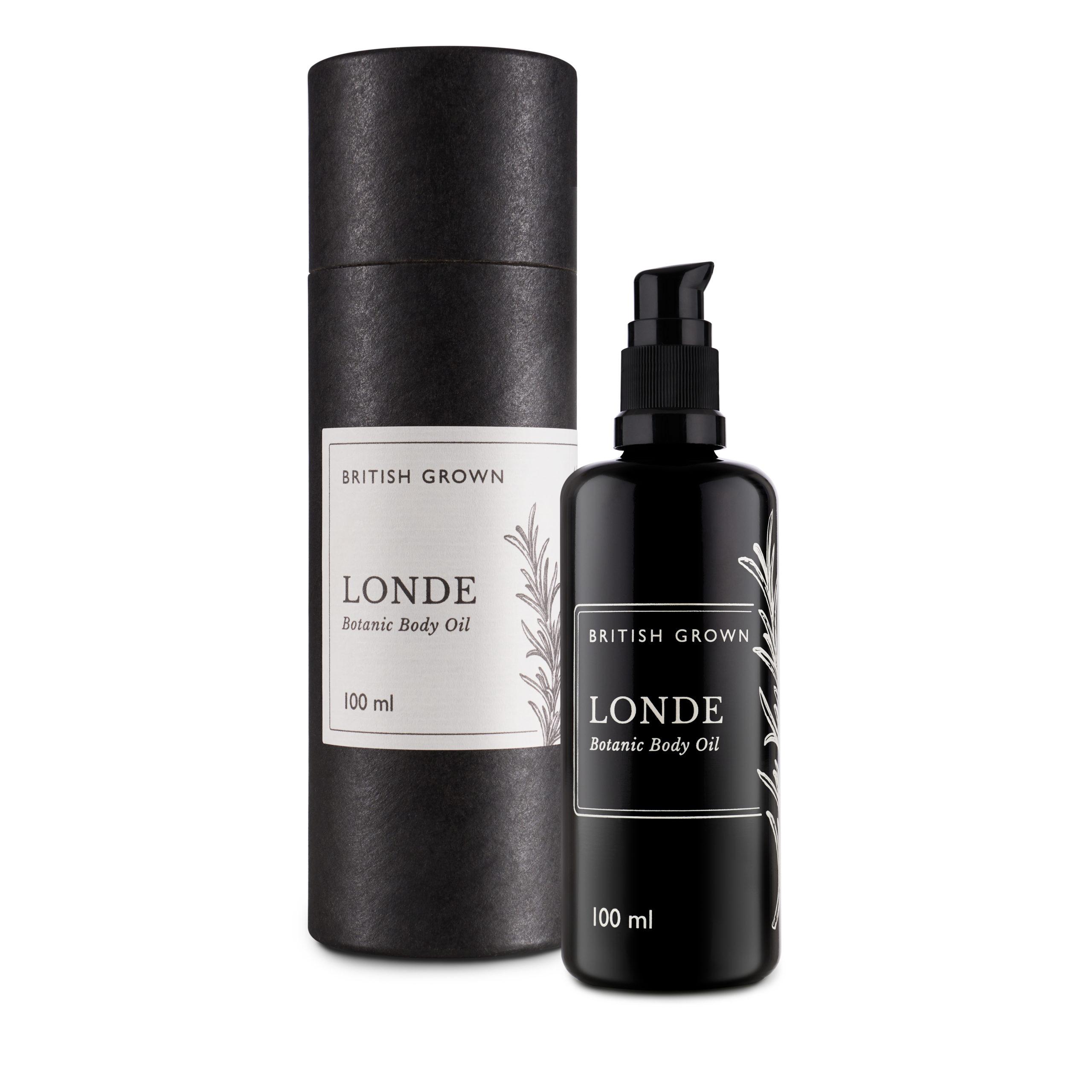 Body oil, £42, Londe Botanics