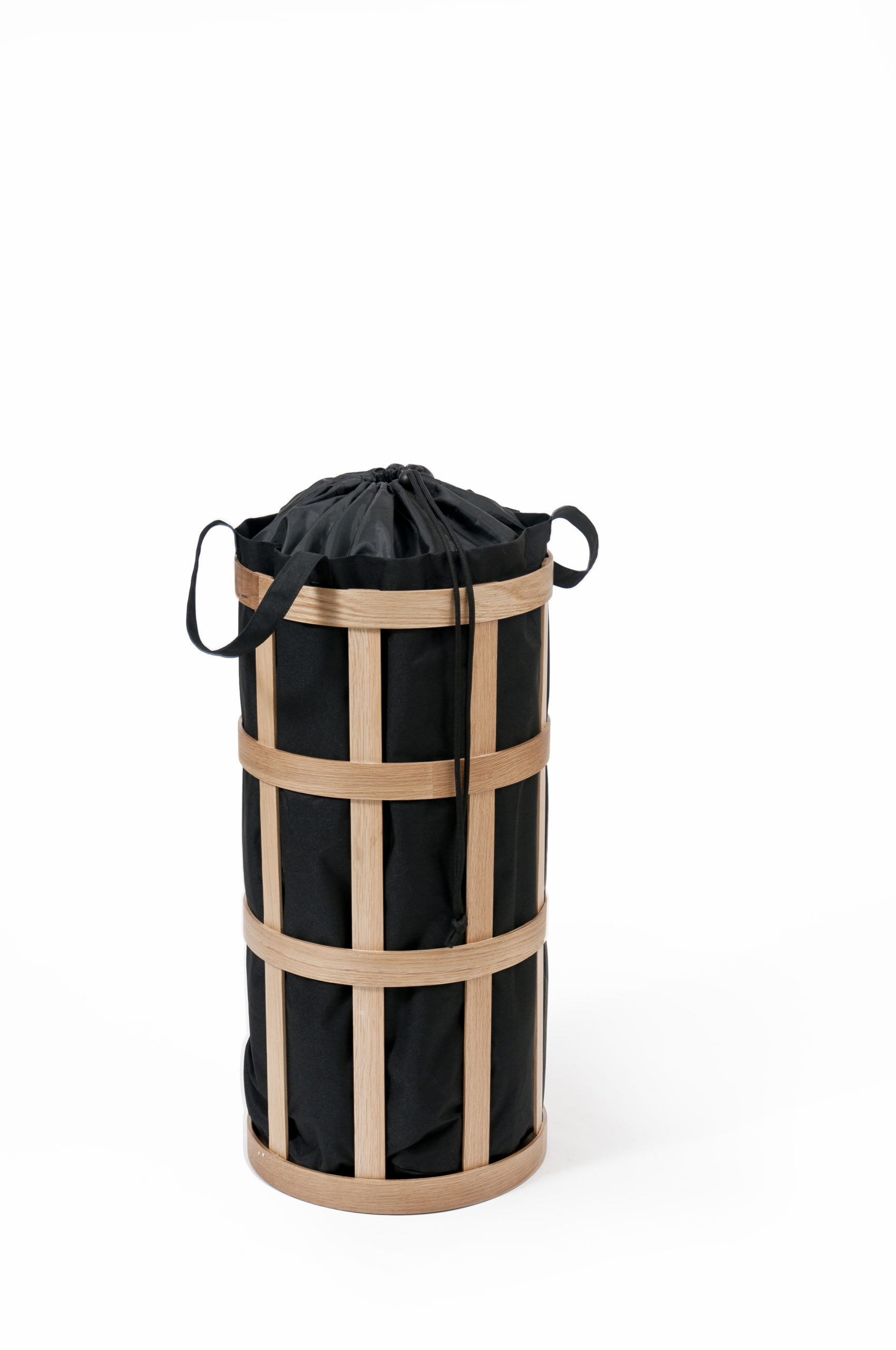 Laundry basket, £134, Lime Lace
