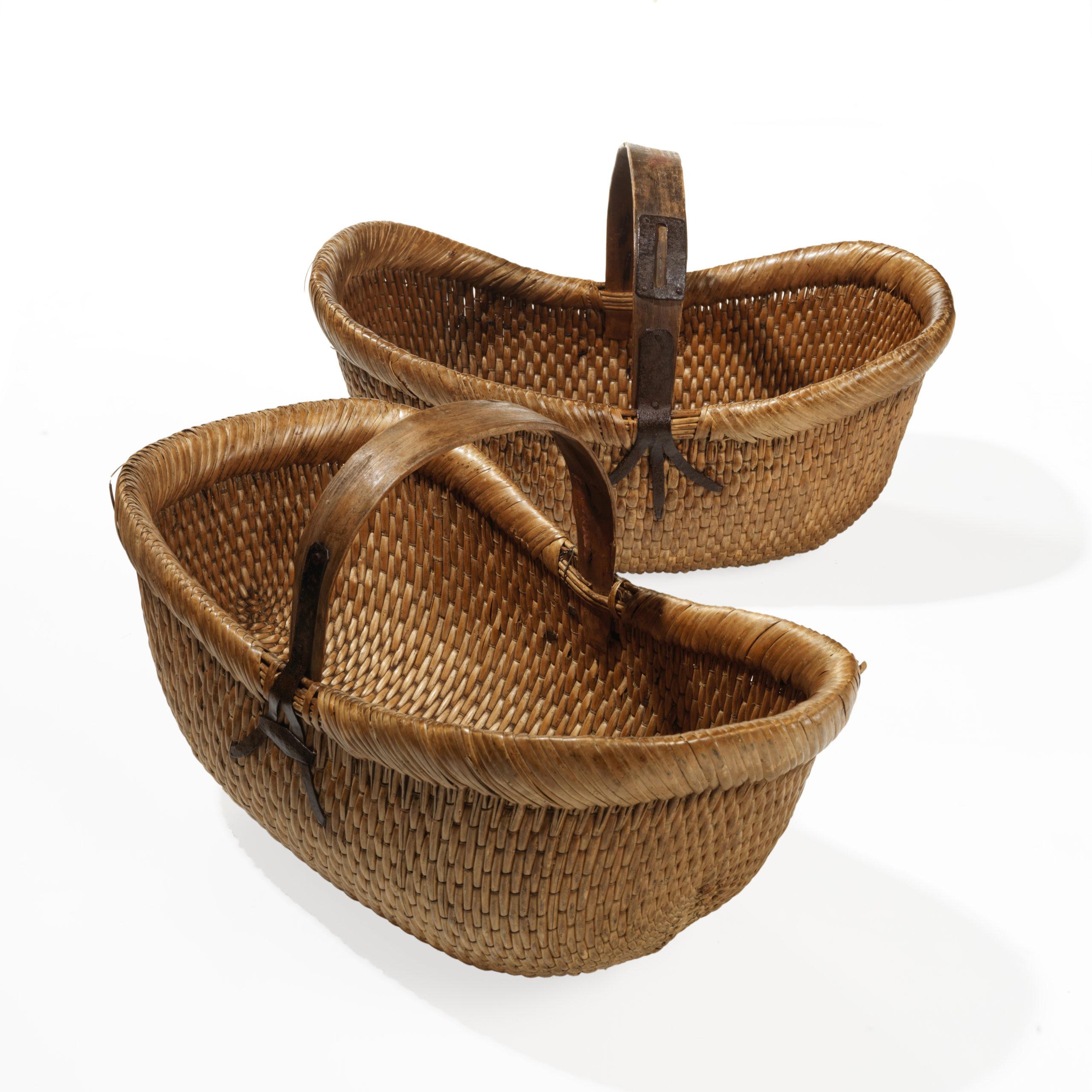 Carrying basket, £115, Shimu