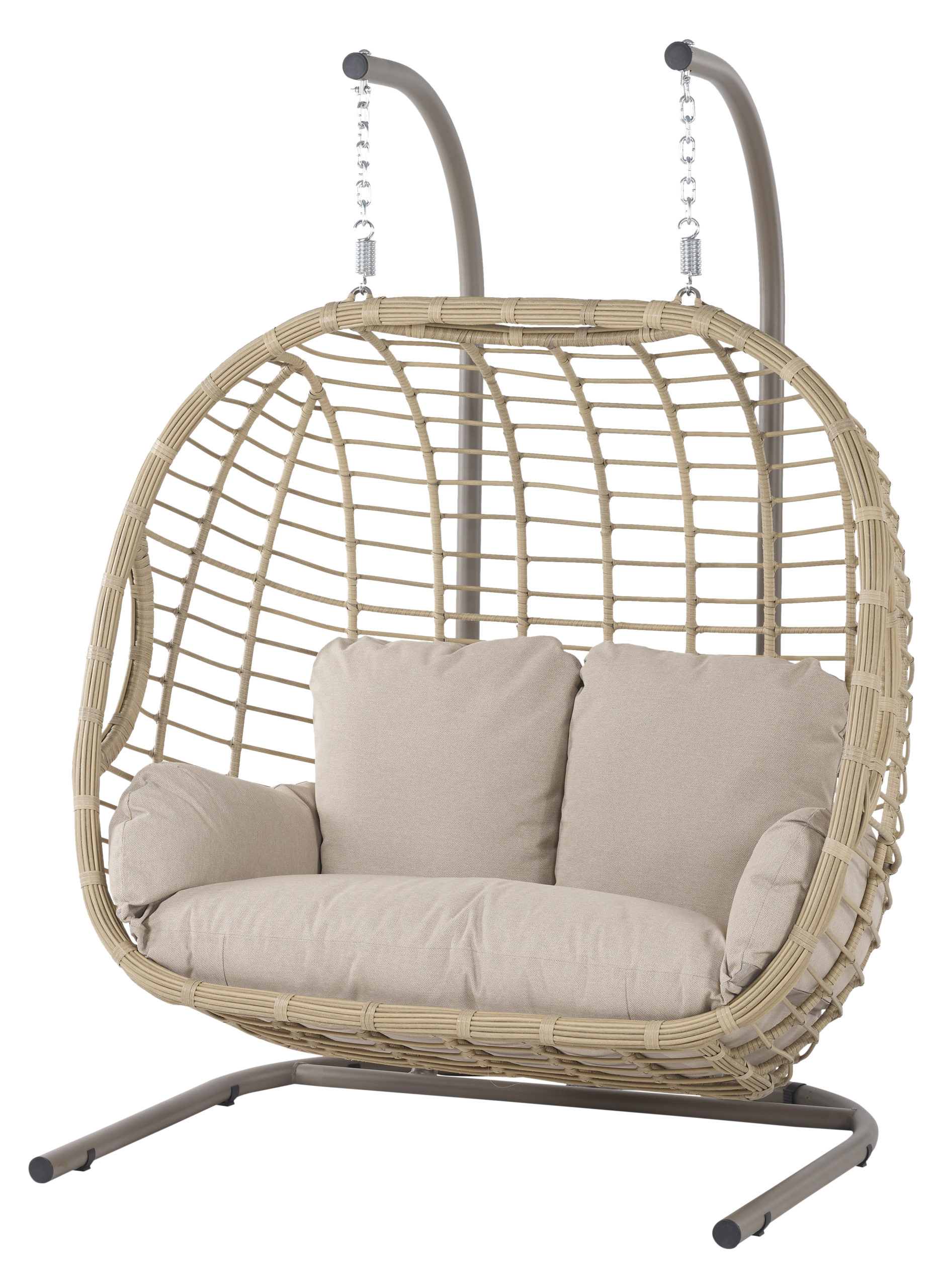 Swing chair, £796, Bramblecrest