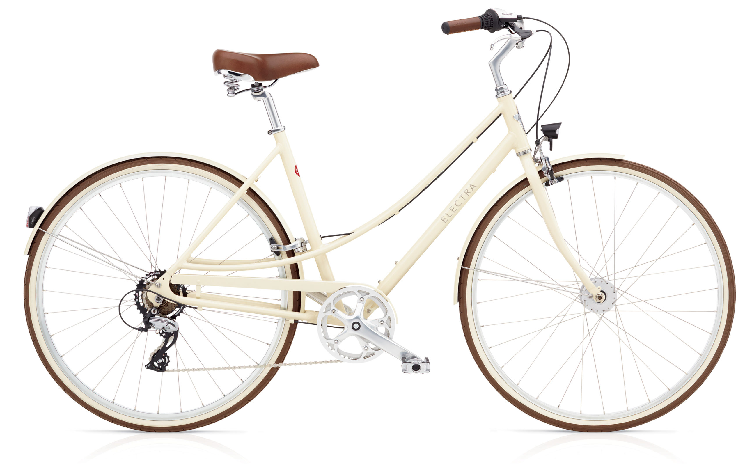 Bike, £450, Electra Bicycle Company