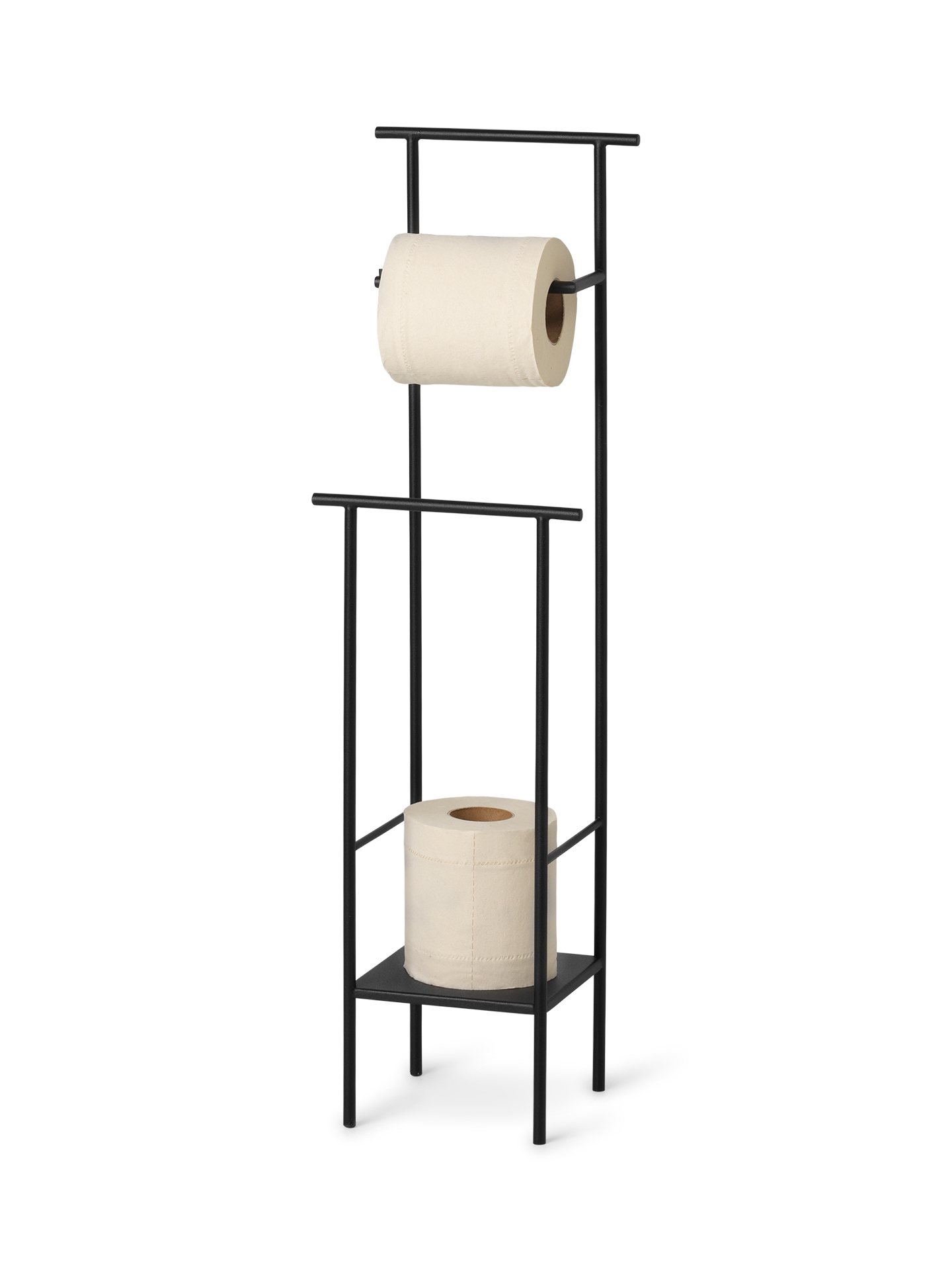 Toilet paper stand, £49, Rose & Grey