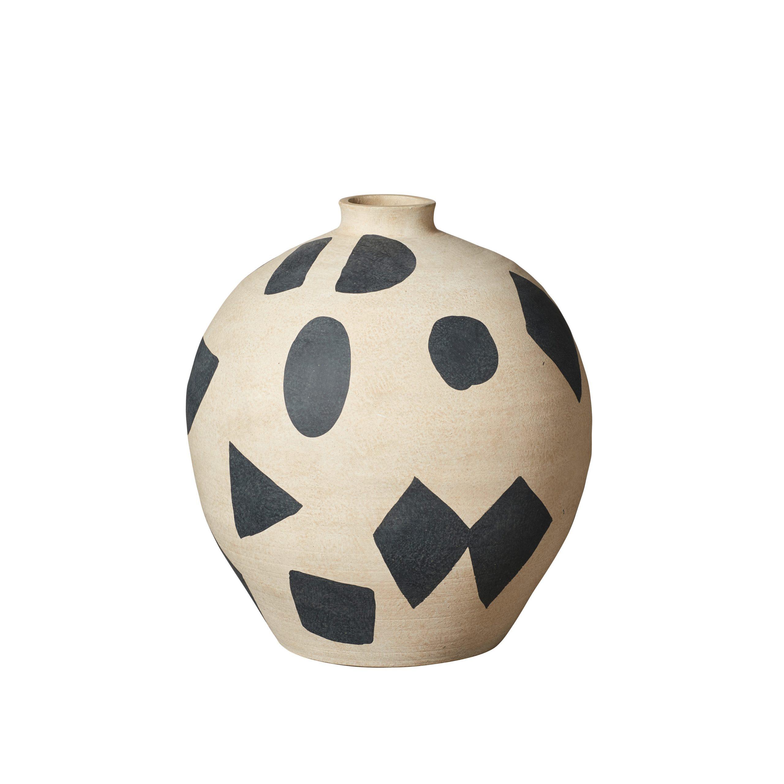 Vase, £75, OKA UK