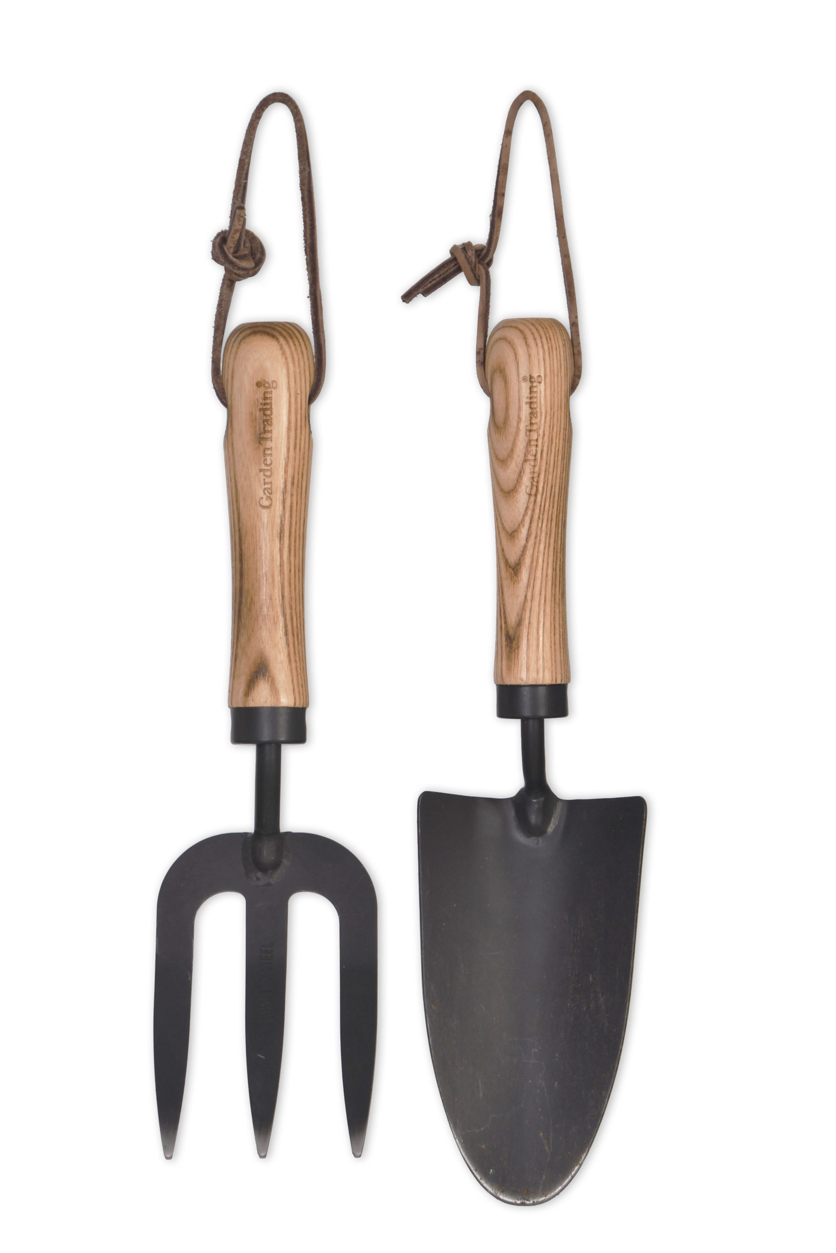 Fork and trowel set, £28, Garden Trading